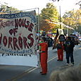 The theme of this year's Halloween parade