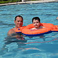 Gregg, Max and Floaty