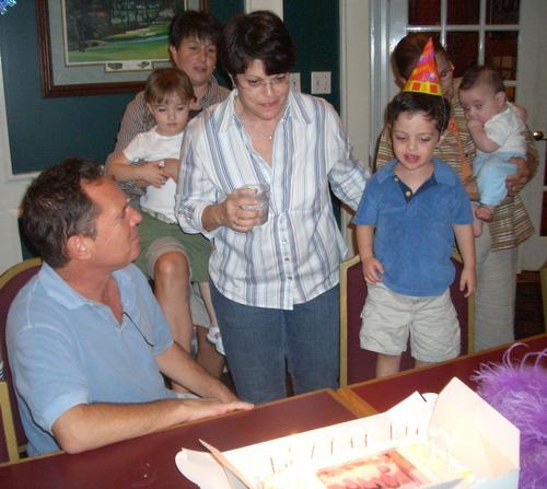 My birthday - 2007