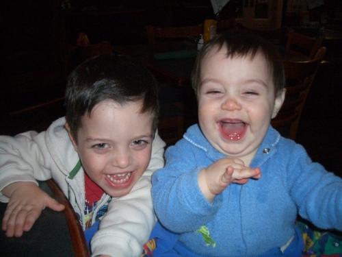 Josh and Max LOVE Jocks & Jills!